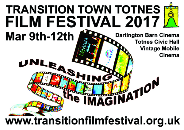 the 3rd Transition Town Totnes Film Festival