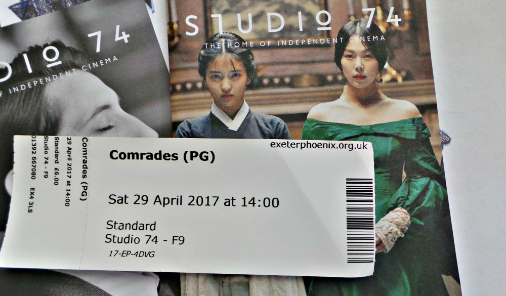 Comrades ticket