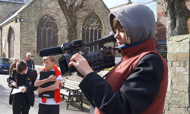 Filmmaking summer schools – unique opportunity for creative kids in North Devon