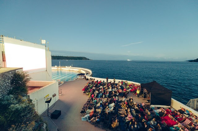 Plymouth Arts Centre announces summer of open air cinema at Mount Edgcumbe, Tinside Lido and Royal William Yard