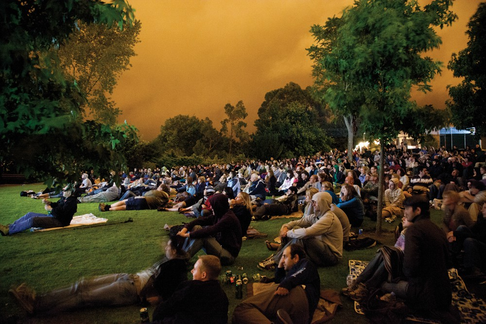 Exeter's Big Screen In The Park is bigger than ever this summer!