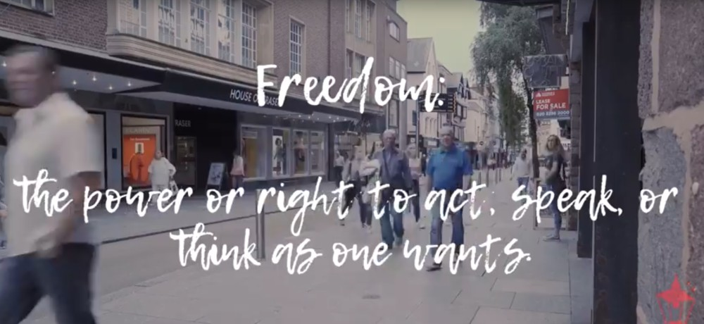 freedom film