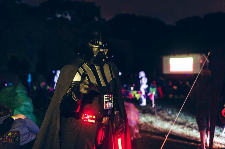 Plymouth entertainers and businesses join forces for an extra special Open Air Cinema season