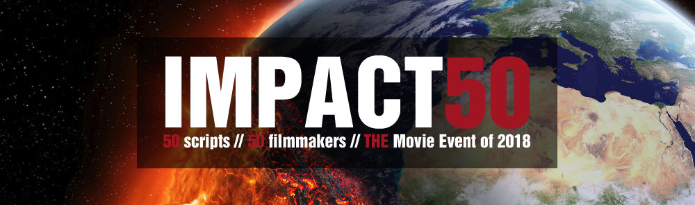 The end of the world is nigh… in short film form  – join in with the collaborative filmmaking project Impact50