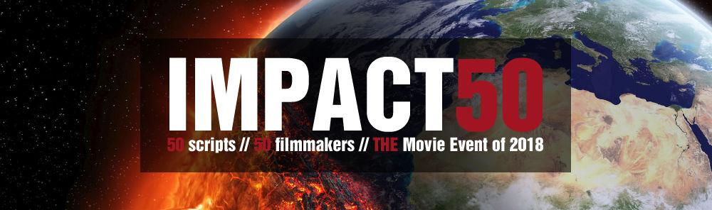 impact 50 banner