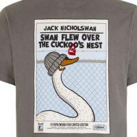 'Swan Flew' Jack Nicholswan T-shirt for the RSPB