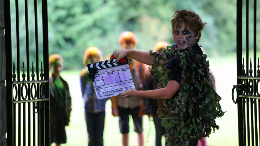 Summer Film School back in Exeter for a 5th year of  filmmaking