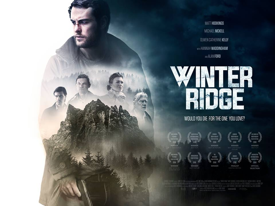 Winter Ridge | South West opening for tense psychological thriller filmed on Exmoor