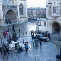 The Trial of Christine Keeler wraps Bristol shoot