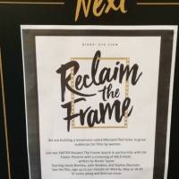 Reclaim The Frame Exeter launch for film influencers