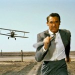 carry grant is being chased by a plane