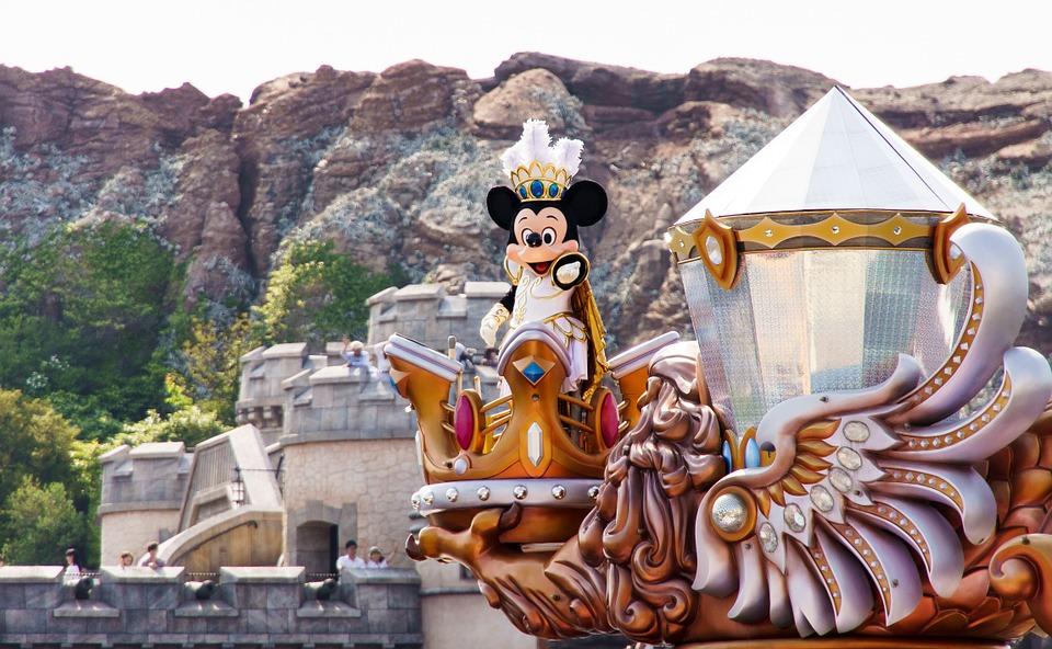 an image of Disney land