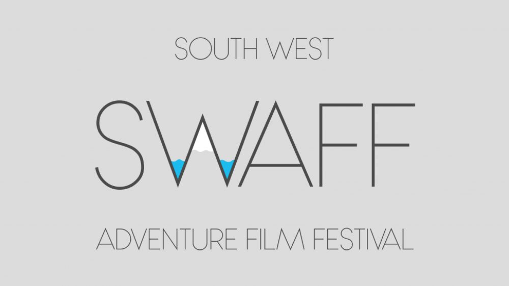 SWAFF the South West Adventure Film Festival logo