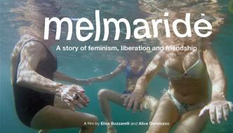 Melmaridè underwater shot of people treading water in the sea