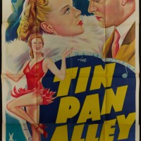 Rare posters / glamour of  cinema's golden age returns!