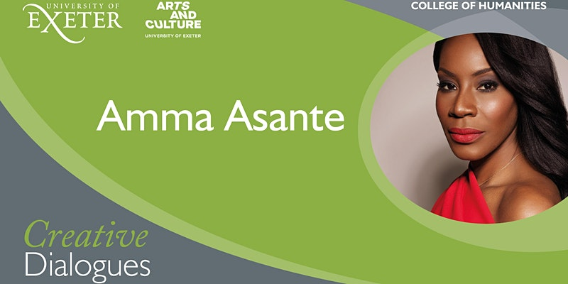 a picture of Amma Asante for Creative Dialogues