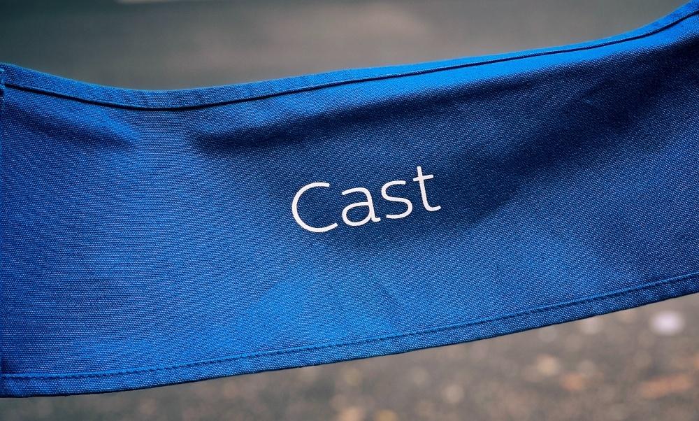 cast chair