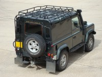 Safety Devices G4 Expedition Roof Rack Defender 90