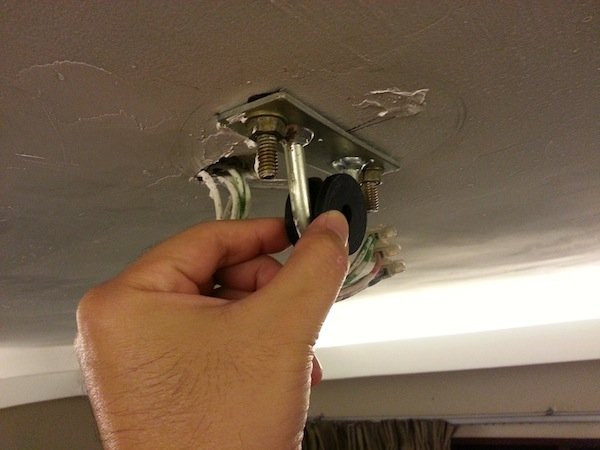 Wiring For Ceiling Fan With Light
