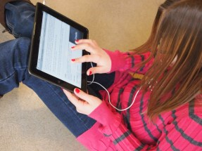 tablet - Child Gambling Soars to 50,000 In Two Years