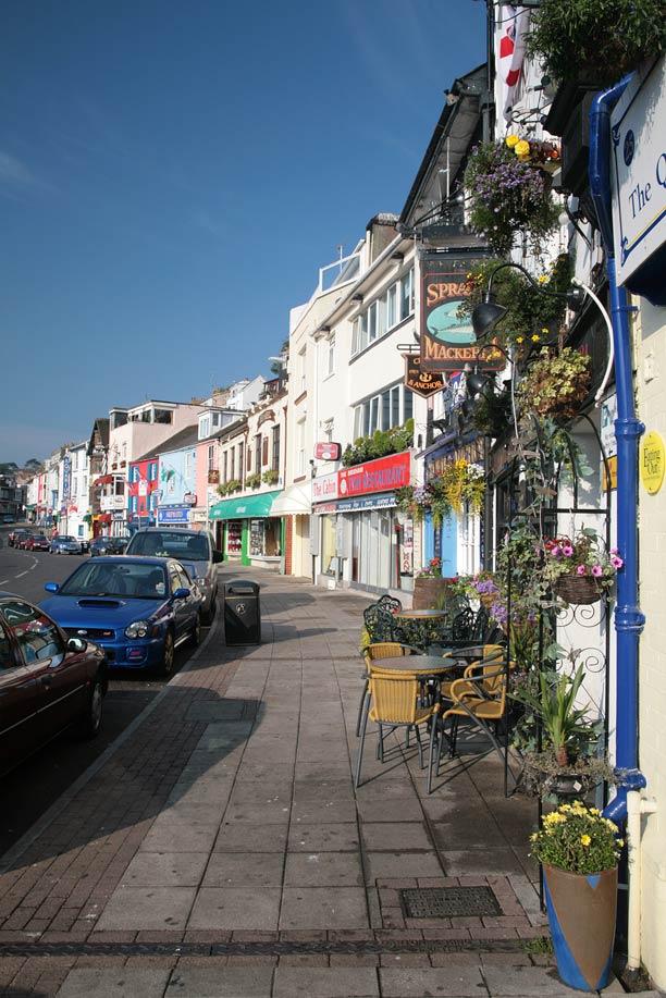 Brixham Devon Guide