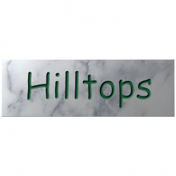 Marble Commemorative Plaques Design Your Own Marble Name Plates