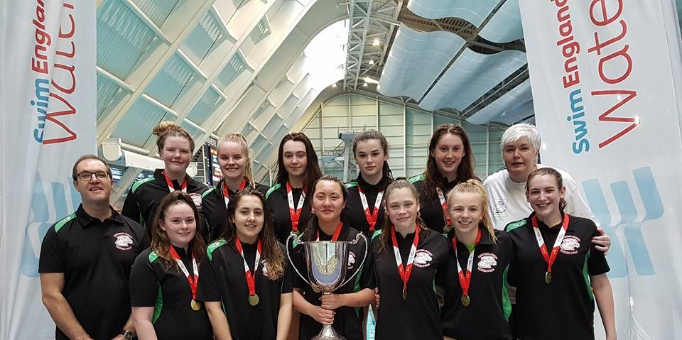 Newton Abbot Waterpolo Club claims national title