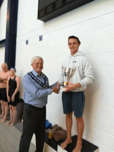 SW Region  Swimmer of the Year 2018