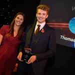 Thomas Manley wins national waterpolo award