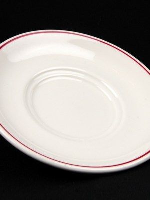 SAUCER Budget Crockery Hire