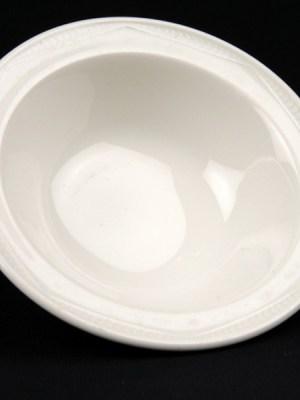 RIMMED SOUP / DESSERT BOWL STEELITE MONTE CARLO