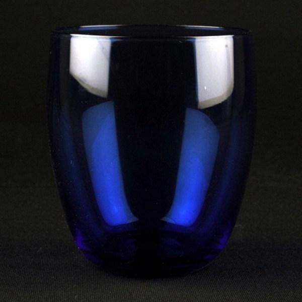 Blue Water Glass 9 / 10 oz 260 ml