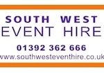 South West Event Hire logo