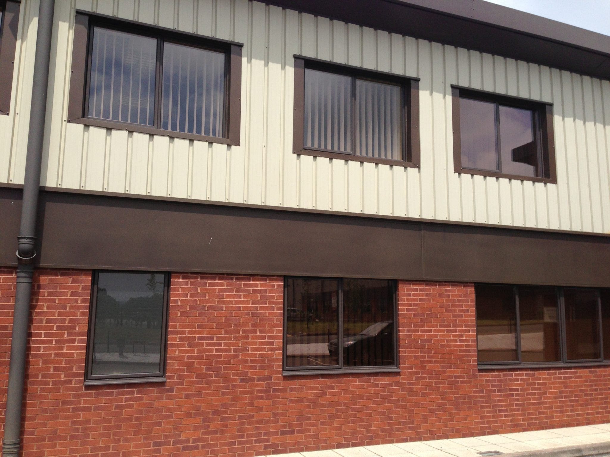 Solar Bronze Office Tint