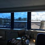 Johnson MBL 20 for glare and heat reduction in Newton Abbot, Devon