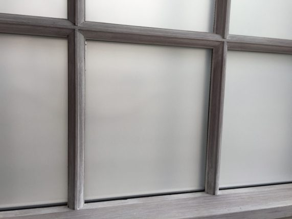 Frosted Glass Tint