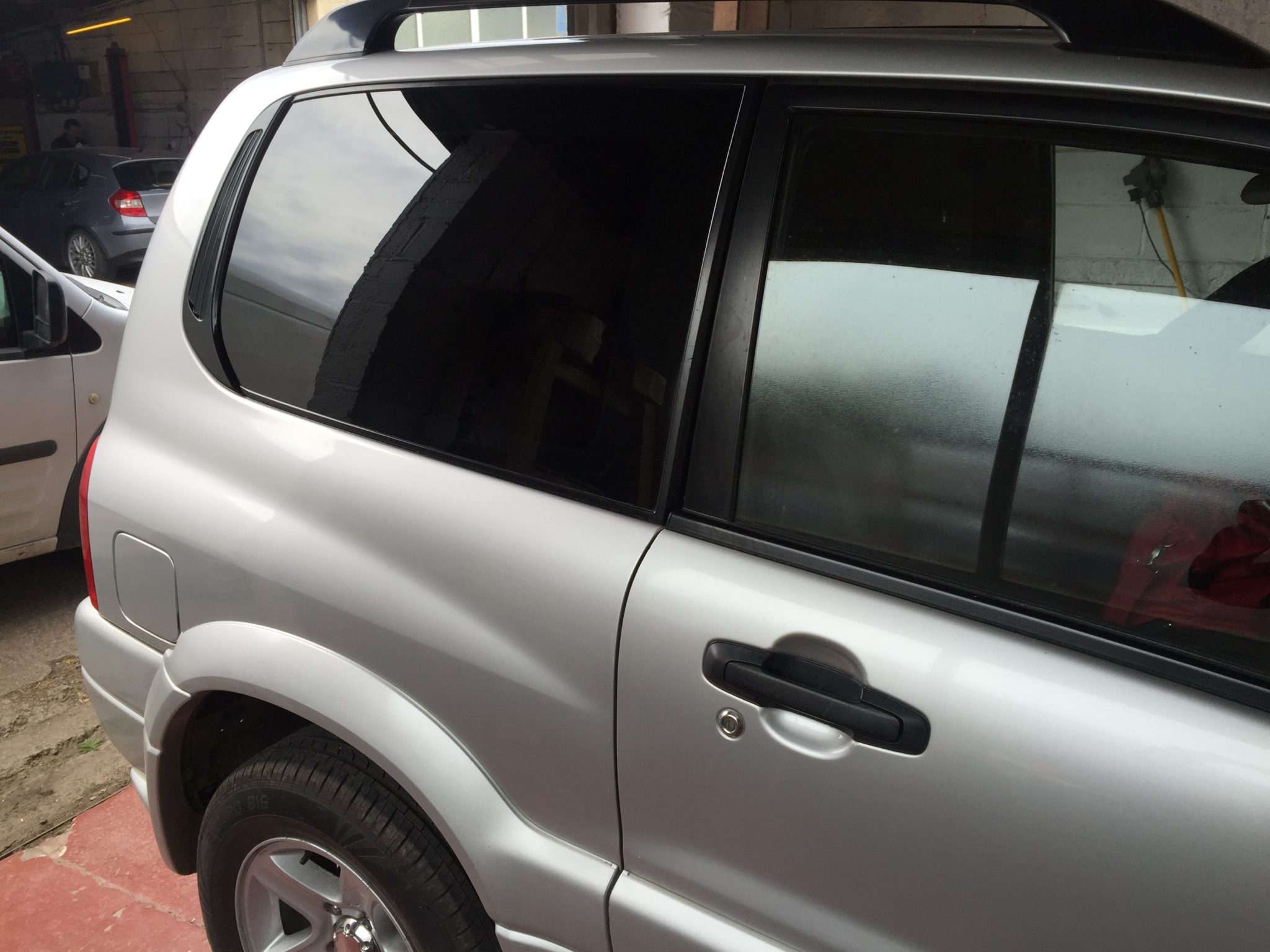 Suzuki Grand Vitara Window Tint