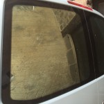 Van Window Film