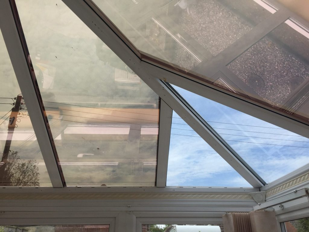 Conservatory Roof in Solar Bronze 20