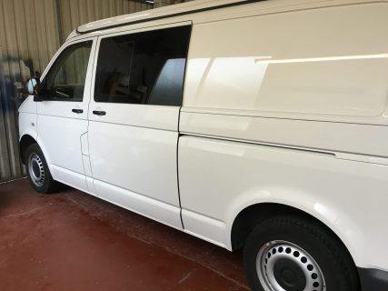 VW Van Window Tint