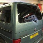 Llumar VW Caravelle Window Tint