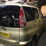 Toyota Yaris Verso Window Tint