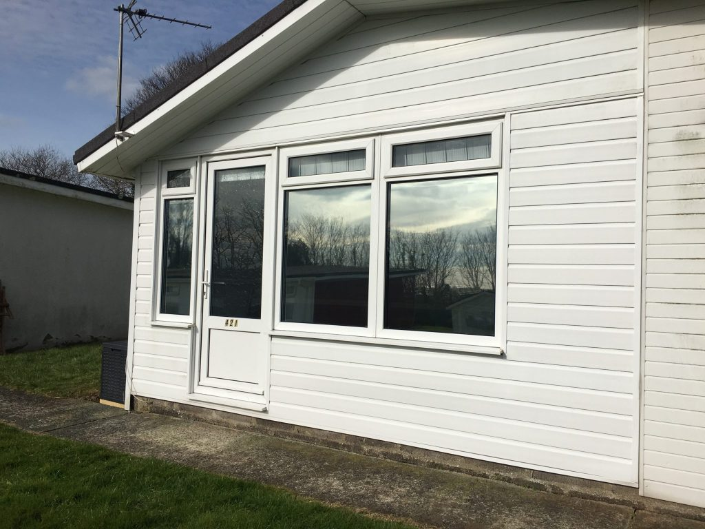 Hanita Silver 20 Privacy Film by Devon Window Tinting