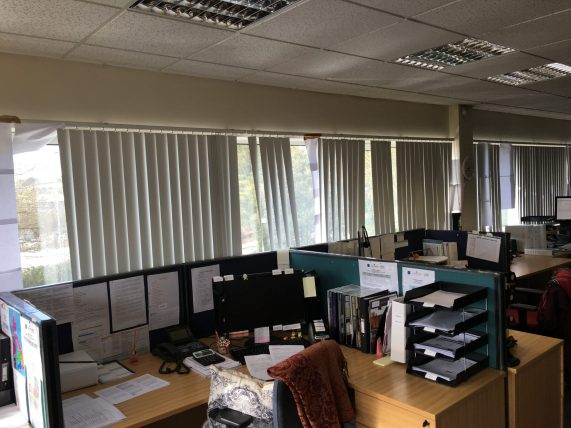Titan Duo 05 Window Tint - Office Blinds