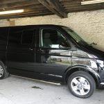 VW Transporter T6 Window Film