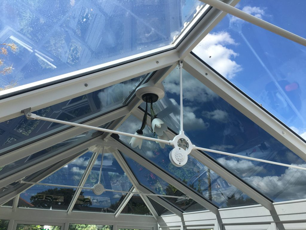 Conservatory Glare Reduction Shading Coefficient 0.33