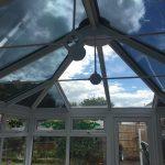 Conservatory Glare Reduction Exterior Reflectance 40%