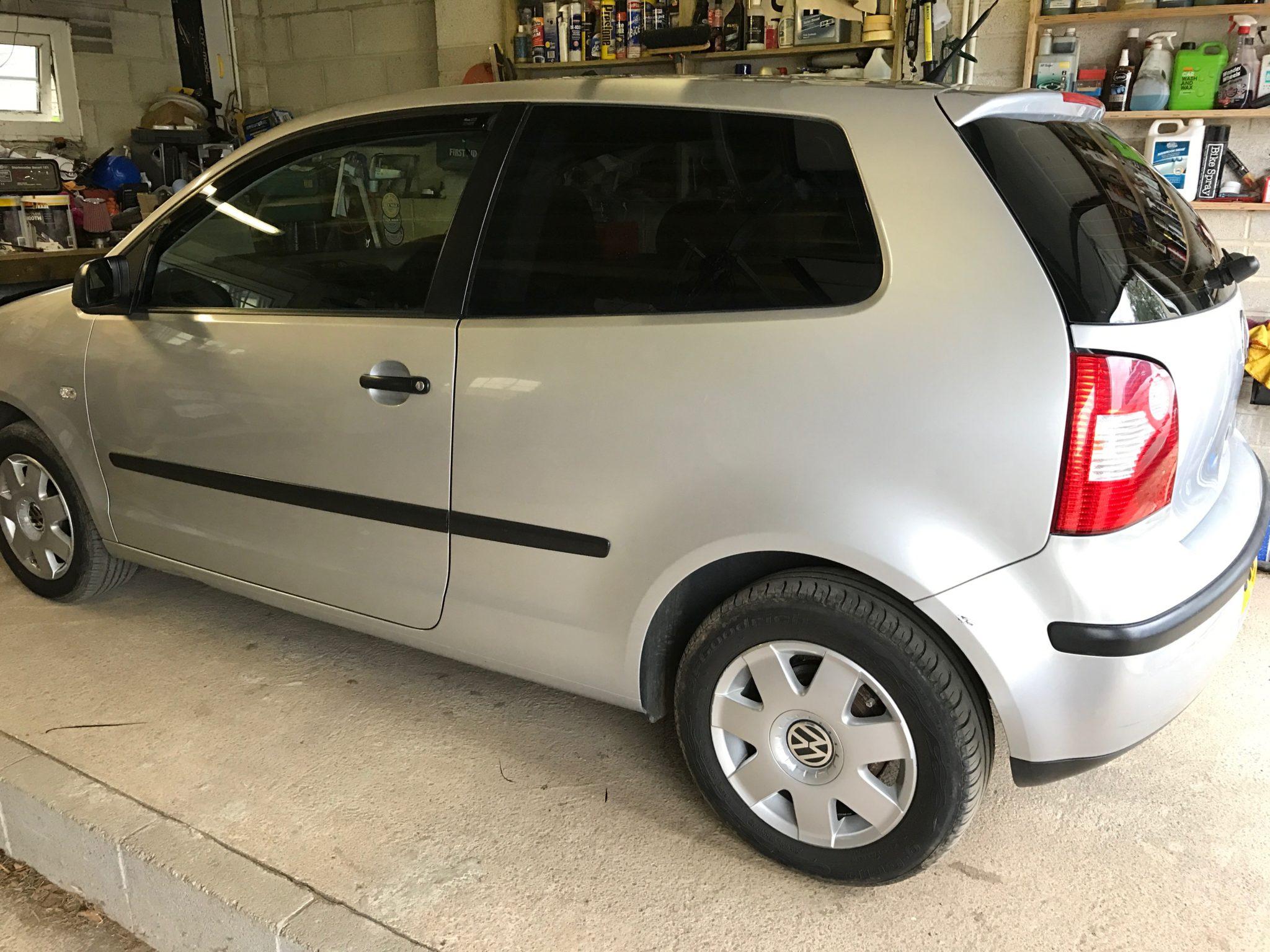 VW Polo Tint