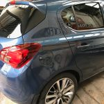Vauxhall Corsa Window Tint