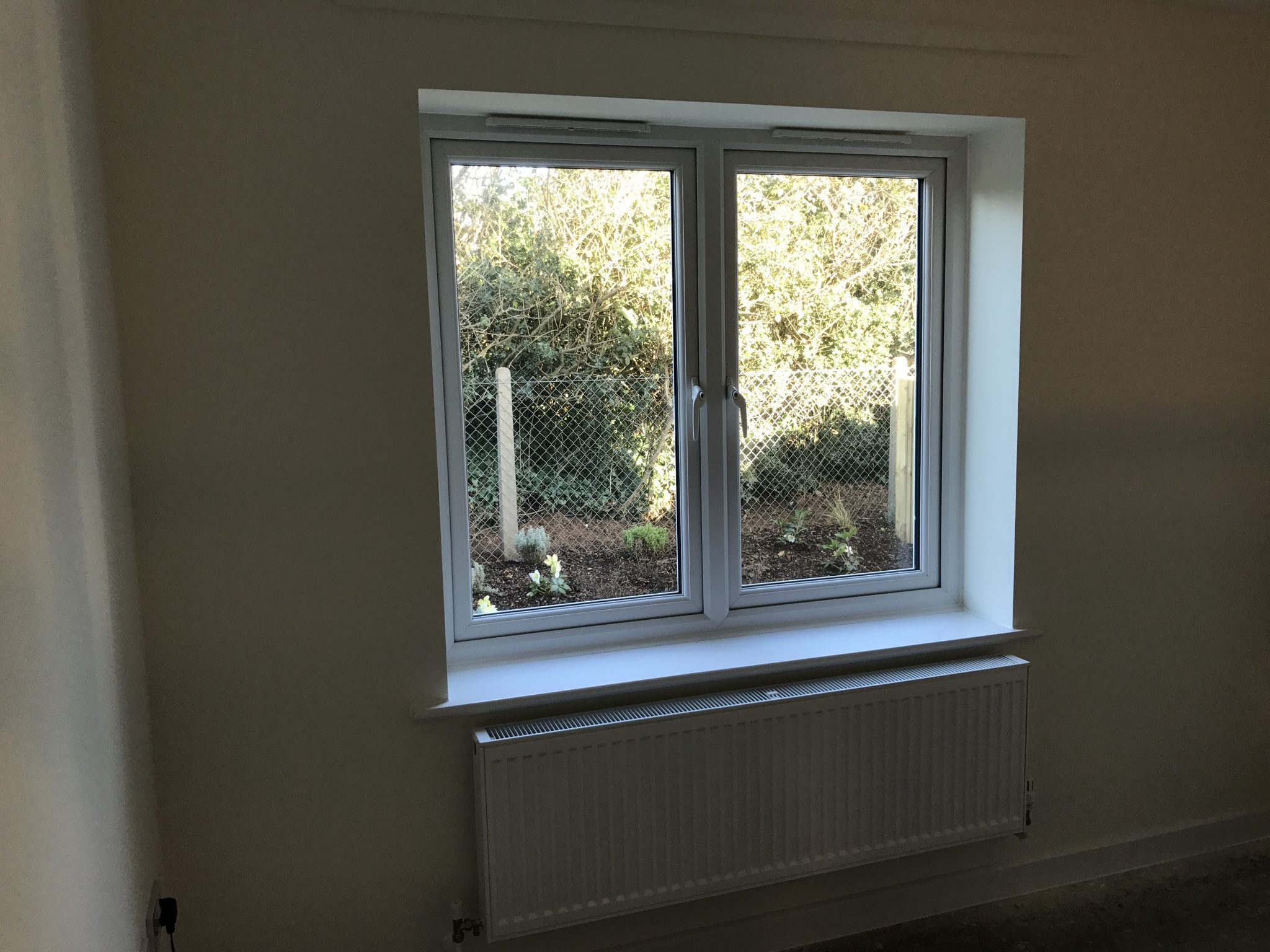 Privacy Film Main before